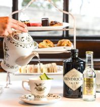 G & Tea Hendricks Afternoon Tea